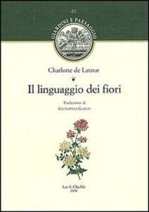 Libro Il linguaggio dei fiori Charlotte de Latour