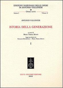 Writersfactory.it Istoria della generazione Image