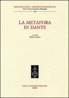 Daddyswing.es La metafora in Dante Image