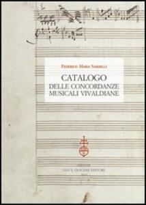 Catalogo delle concordanze musicali vivaldiane
