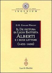 Il «De pictura» di Leon Battista Alberti e i suoi lettori (1435-1600)