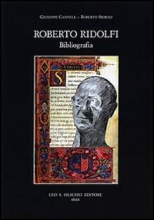 Roberto Ridolfi. Bibliografia.pdf