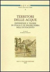Territori delle acque. Esperienze e teorie in Italia e in Inghilterra nell'Ottocento