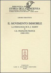 Il movimento immobile. La fisiologia di E.-J. Marey e C. E. François-Franck (1868-1921)