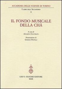Libro Il fondo musicale Della Chà