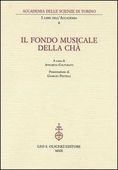 Il fondo musicale Della Chà