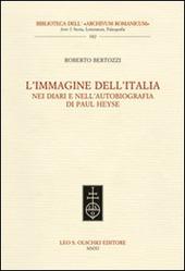 L' immagine dell'Italia nei diari e nell'autobiografia di Paul Heyse
