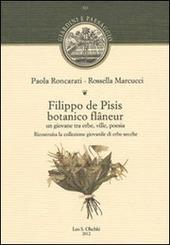 Filippo de Pisis botanico flâneur. Un giovane tra erbe, ville, poesia. Ricostruita la collezione giovanile di erbe secche