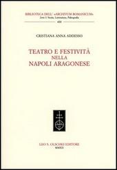 Teatro e festività nella Napoli aragonese