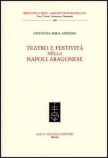 Promoartpalermo.it Teatro e festività nella Napoli aragonese Image