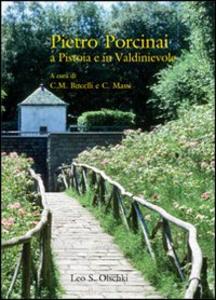 Libro Pietro Porcinai a Pistoia e in Valdinievole