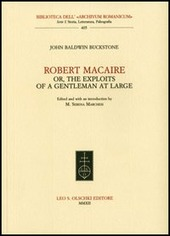 Robert Macaire or, The Exploits of a Gentleman at Large