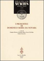 I pronostici di Domenico Maria da Novara