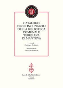 Chievoveronavalpo.it Catalogo degli incunaboli della Biblioteca comunale Teresiana di Mantova Image