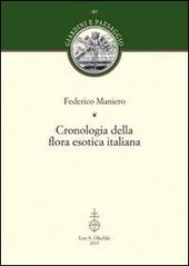 Cronologia della flora esotica italiana