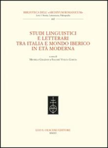 Daddyswing.es Studi linguistici e letterari tra Italia e mondo iberico in età moderna Image
