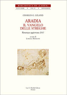 Aradia o il vangelo delle streghe - Charles Godfrey Leland - copertina