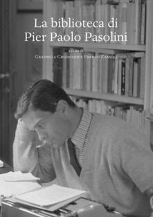 La biblioteca di Pier Paolo Pasolini - copertina