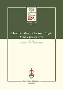 Vitalitart.it Thomas More e la sua Utopia. Studi e ricerche Image