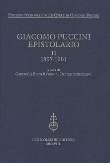 Voluntariadobaleares2014.es Giacomo Puccini. Epistolario. Vol. 2: 1897-1901. Image