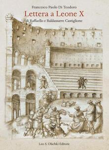Lettera a Leone X di Raffaelo e Baldassarre Castiglione.pdf