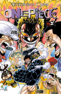 One piece. Vol. 79