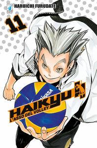 Foto Cover di Haikyu!!. Vol. 11, Libro di Haruichi Furudate, edito da Star Comics