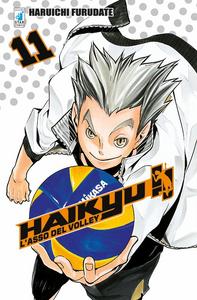 Libro Haikyu!!. Vol. 11 Haruichi Furudate