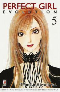 Foto Cover di Perfect girl evolution. Vol. 5, Libro di Tomoko Hayakawa, edito da Star Comics