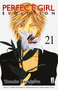 Libro Perfect girl evolution. Vol. 21 Tomoko Hayakawa