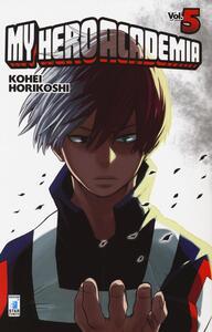 My Hero Academia. Vol. 5
