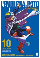 L' emblema di Roto. Perfect edition. Dragon quest saga. Vol. 10