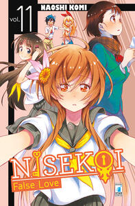 Nisekoi. False love. Vol. 11