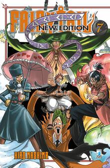 Grandtoureventi.it Fairy Tail. New edition. Vol. 7 Image