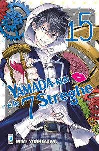 Libro Yamada-Kun e le 7 streghe. Vol. 15 Miki Yoshikawa