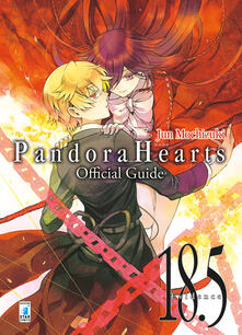 Pandora hearts. Official guide 18.5. Evidence