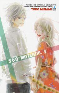 Libro 360° material. Vol. 8 Toko Minami