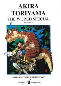 Libro Akira Toriyama the world special Akira Toriyama