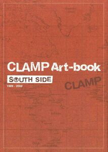 Foto Cover di Camp art-book south side, Libro di Clamp, edito da Star Comics