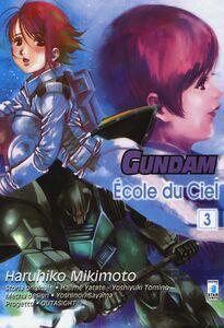 Libro Gundam école du ciel. Vol. 3 Haruhiko Mikimoto