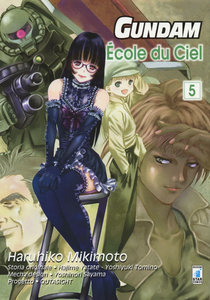 Libro Gundam école du ciel. Vol. 5 Haruhiko Mikimoto
