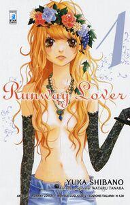 Libro Runway lover. Vol. 1 Yuka Shibano , Wataru Tanaka