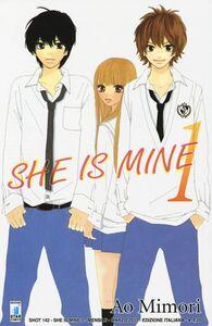 Foto Cover di She is mine. Vol. 1, Libro di Ao Mimori, edito da Star Comics