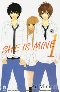 Libro She is mine. Vol. 1 Ao Mimori