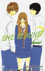 Foto Cover di She is mine. Vol. 2, Libro di Ao Mimori, edito da Star Comics