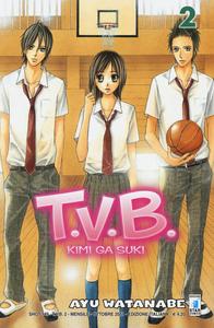 Libro T.V.B.. Vol. 2 Ayu Watanabe