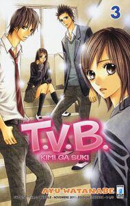 Libro T.V.B.. Vol. 3 Ayu Watanabe