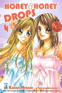 Libro Honey & Honey drops. Vol. 4 Kanan Minami