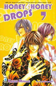 Libro Honey & Honey drops. Vol. 7 Kanan Minami
