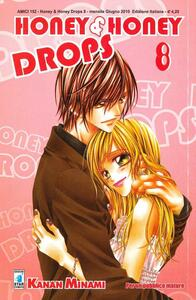 Honey & Honey drops. Vol. 8